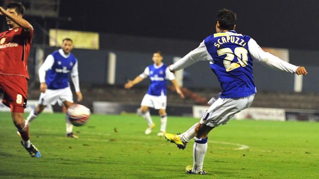 Luka Scapuzzi Goal v Crewe