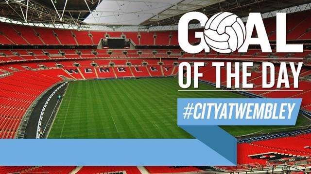 Manchester City at Wembley