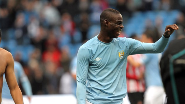 Smiling Mario Post sunderland