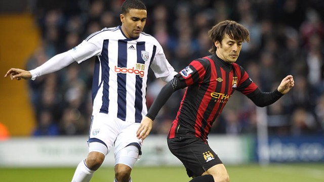 Silva Action West Brom