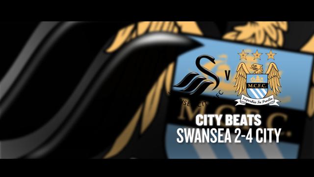 Swansea 2 City 4