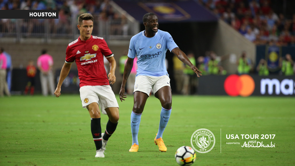 A CITY UNITED: Toure directs traffic