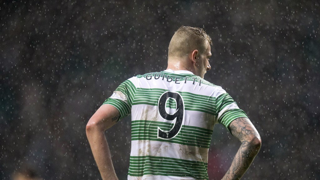 SWEDE DREAMS: John Guidetti