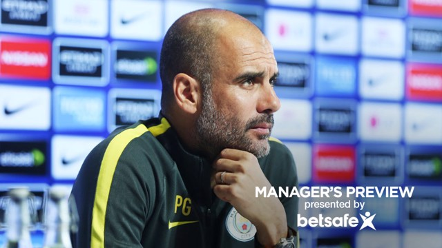 LOOKING FORWARD: Pep Guardiola