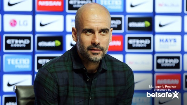 PEP ON TOURE: He deserves to be in the Champions League