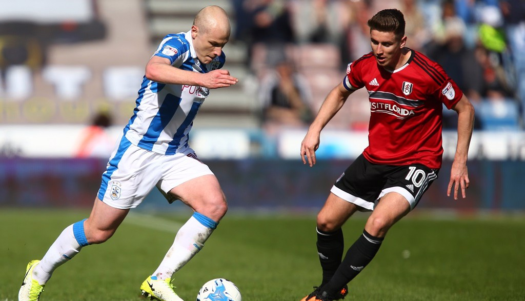 MOOY: Will hope to inspire Terriers in play-off games against Sheffield Wednesday