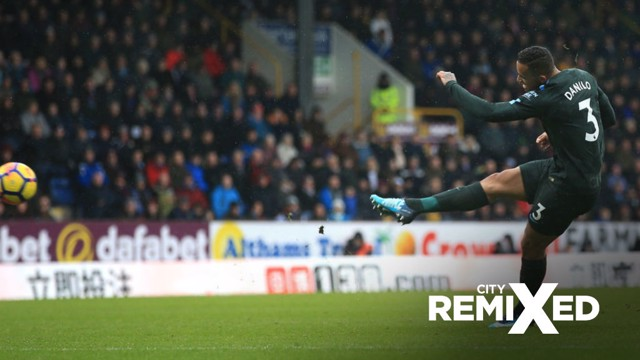 REMIXED: Danilo's screamer at Burnley set the agenda for this edition of City Remixed