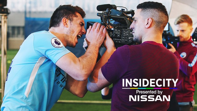 INSIDE CITY: Aymeric Laporte special