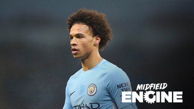 LEROY SANE: Valvoline Premier League midfield engine for January!