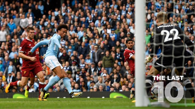 LAST 10: Leroy Sane scores against our upcoming opponents.